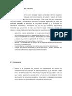 Imp Ambiental- Conclusiones