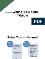 PENGENDALIAN SUHU TUBUH