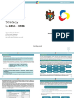 Center Regional Development Strategy for 2016-2020