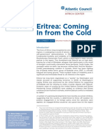 Eritrea Coming in From the Cold Web 1207