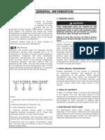 Spare Parts Manual D399 Mod