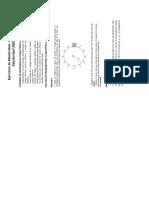 Enunciados y ejercicios resueltos de Campo Eléctrico - Selectividad UNED