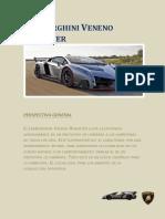 Lamborghini Veneno Roadster Present Ac i On