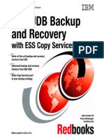 DB2 UDB Backup and Recovery With ESS Copy Services