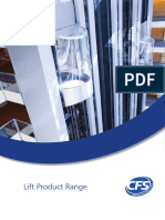 CFS Lift Product Range