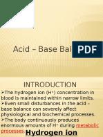 Acid Base Balance 11