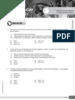 Guía Práctica 16 Ligamiento, Herencia Intermedia y Codominante, Alelos Múltiples