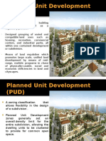 Planned Unit Development (Pud)