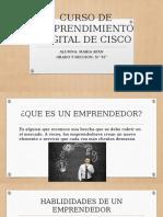 Curso de Emprendimiento Digital de Cisco 1