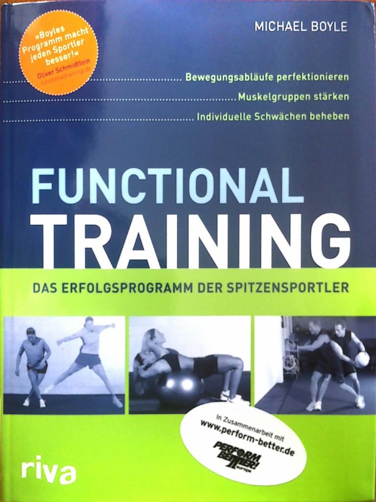 Funktionelles Medizinballtraining: Grundlagen & Übungskatalog (German Edition)
