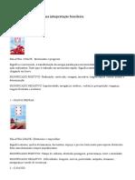 As Cartas Ciganas Na Interpretação Brasileira