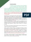 Análisis de Entrevista y Teoría Sustantiva