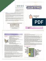 Manual de Instalacion y Uso Scanner Quattro