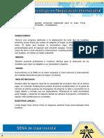Evidencia 5 Propuesta Comercial Elaborada Para El Caso Feria Internacional Tecnomueble – Guadalajara.