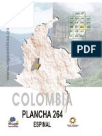 Memoria Plancha 264 - Espinal
