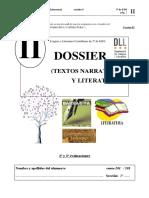 02.Dossier Dos Lengua 3º Eso Narrativa y Literatura v3 Copia 2
