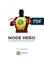 Node+Hero+-+The+complete+Node.js+tutorial+series+from+RisingStack