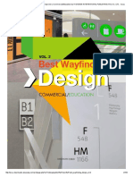 Best Wayfinding Design (Vol .2 Commercial_Education) by HI-DeSIGN INTERNATIONAL PUBLISHING (HK) CO., LTD