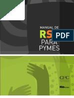RSE - Manual de Responsabilidad Social para PYMES