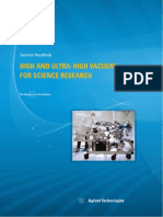 Agilent Technologies - High and Ultra-High Vacuum for Science Research.pdf