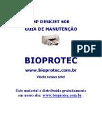 Manutenção Impressora HP 01