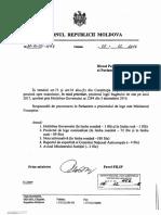 Proiectul legii bugetului de stat pe anul 2017