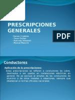 Cap-3 Prescripciones Generales.