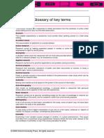 Weerakkody Research Glossary