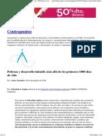 Pobreza y Desarrollo Infantil_ Más Allá de Los Primeros 1000 Días de Vida __ Contrapuntos __ Blogs Sociedad EL PAÍS