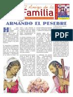 EL AMIGO DE LA FAMILIA domingo 11 diciembre 2016