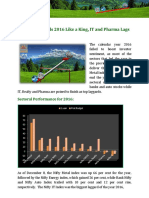 Metal IT & Pharma Sector