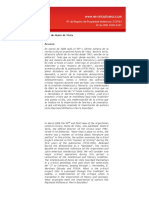 El proyecto crítico de Punto de Vista - Revista Afuera