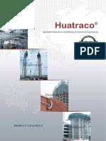 Huatraco Catalogue