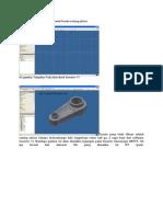 Mengetahui stress analisis pada Desain setang piston.docx