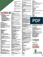 Haloperidol Tablets Taj Pharma
