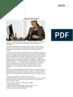 ¿Qué Es Estabilidad Laboral Reforzada?
