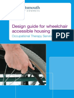 Design Guide for Wheelchair