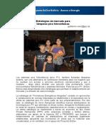 Lamparas pv Mercado Bolivia