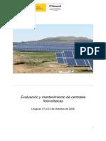 Programa Centrales Fotovoltaicas Def