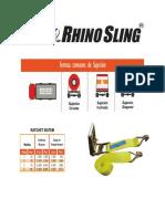 Faja Con Rachet Rhino-sling