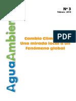 Cambio Climatico Una Mirada Local a Un Fenomeno Global (AguaAmbiente)