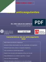 52 Novos Anticoagulantes