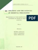 Daiber. 'Die Autonomie Der Philosophie in Islam', 1990