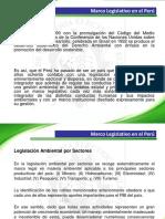 Unidad 2 - 1 Legislación Ambiental en El Sector Eléctrico