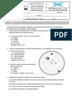 teste CN OA 1 P1
