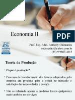 Aula II - Economia III