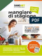Mangiare Di Stagione 2017 ViverSano.net