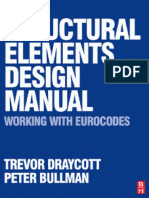 Structural Elements Design Manual - Working With Eurocodes