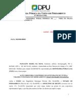 Peticao Inicial - Saude - Trastuzumabe Entansina - Pauliane Maria Da Silva - Paj 2015-08203