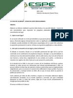 Informe La Casa Del Alabado.